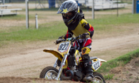 2011 Loretta Lynn Mini Bike Regional day 2