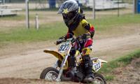 2011 Loretta Lynn Mini Bike Regional day 2