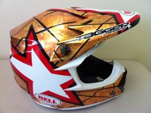 Bell Helmet 2013a WV