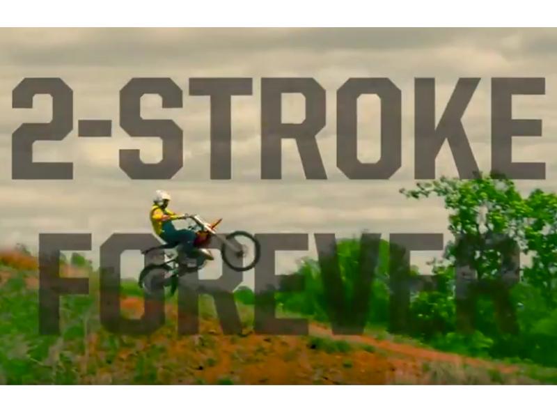 FMF 2 stroke