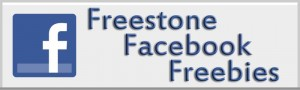 Freestone Facebook Freebies