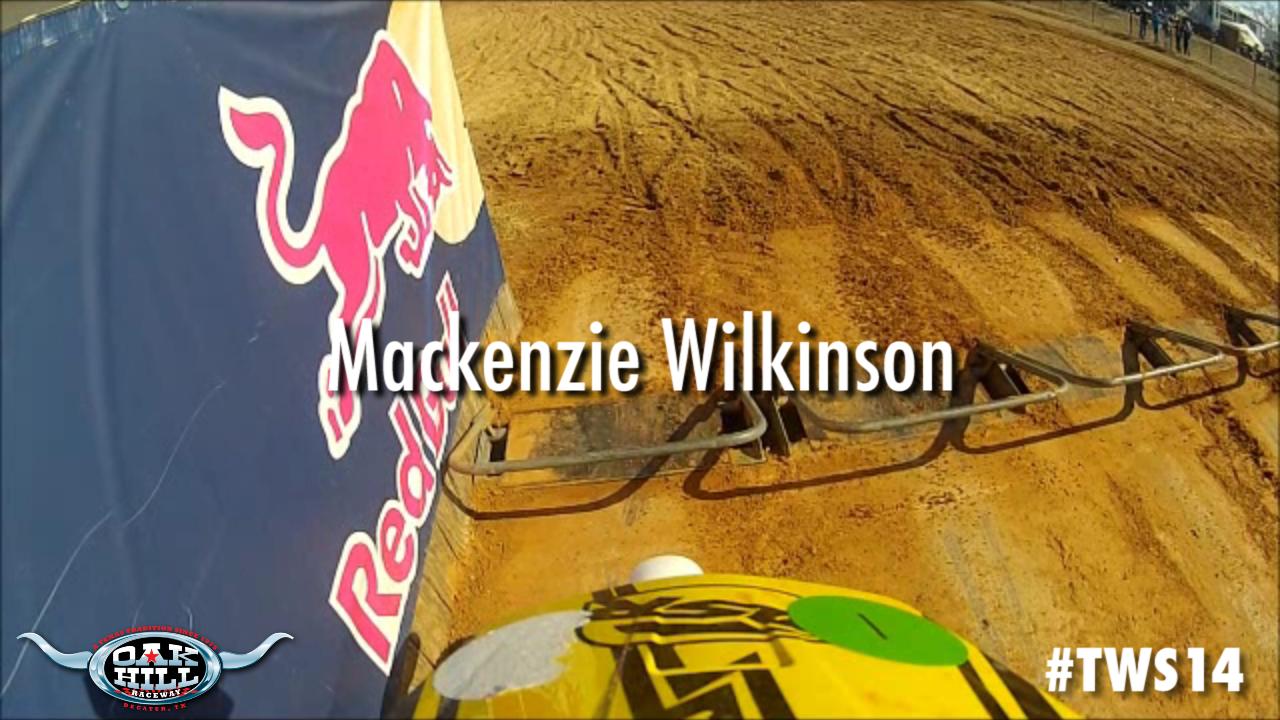 Mackenzie Wilkinson TWS 2014 Rd 4