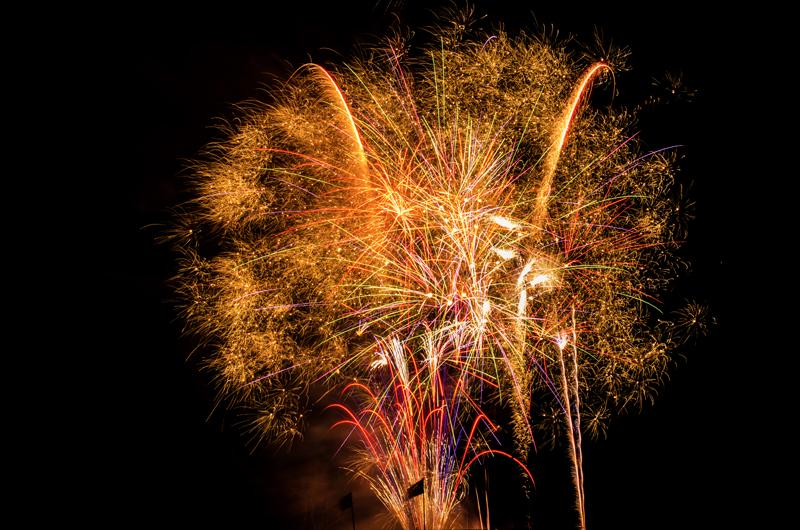 Pic Kevin Krick FSC 2014 Fireworks wv