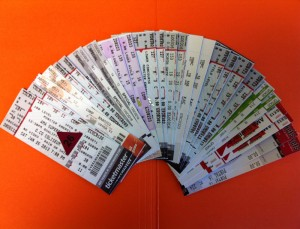 Tickets SX 2013