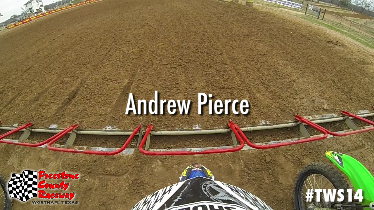 Andrew Pierce