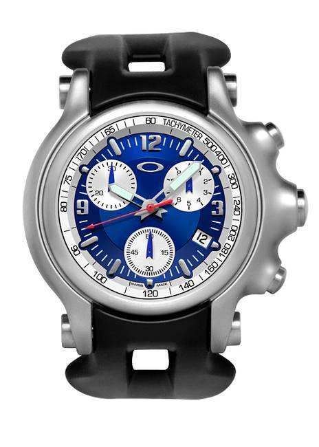 oakley-holeshot-blue-dial-black-rubber-strap